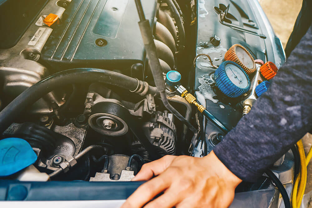 Common Vehicle Air Conditioning System Problems