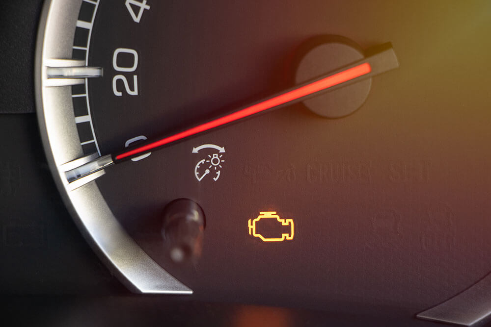 5 Reasons Why Your Check Engine Light Came On